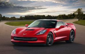 The 2014 Chevrolet Corvette Stingray – 450bhp, 450lb/ft, 60mph in less than 4 seconds