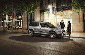 New Skoda Yeti Laurin & Klement model