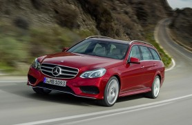 Prices and specs for new 2013 Mercedes-Benz E-Class announced