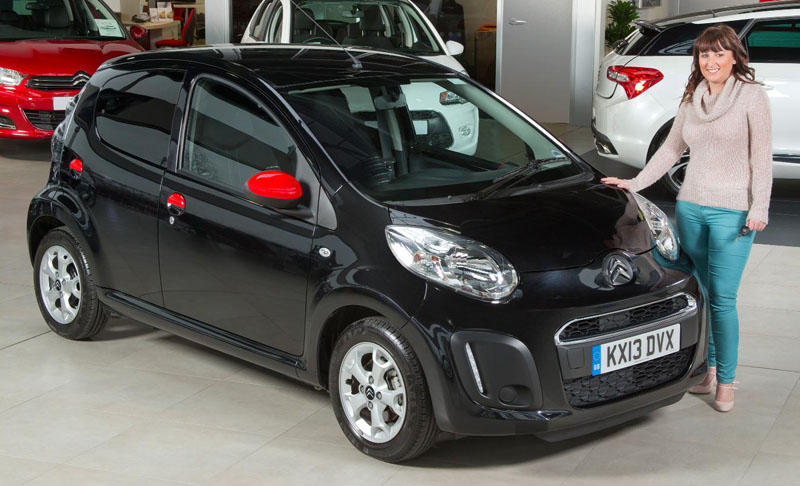 Citroen C1 Connexion is first car fitted with 'Black Box' telemetry system as standard