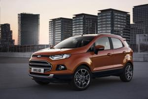 Ford EcoSport SUV coming to Europe late 2013