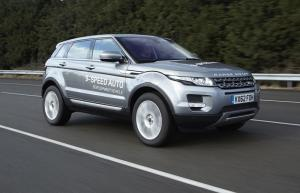 Range Rover Evoque to get new 9-speed automatic gearbox