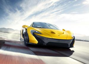 McLaren P1 official specs and prices