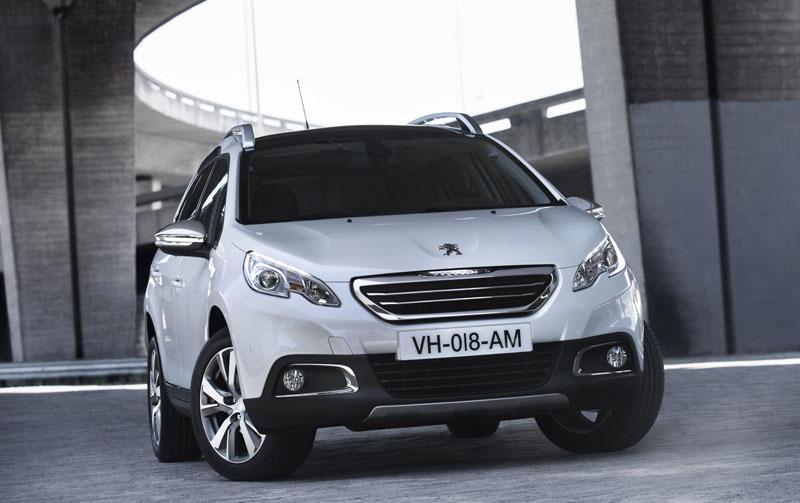 New Peugeot 2008 UK specs announced