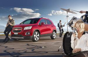 Chevrolet Trax prices to start from £15,495