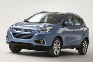 Hyundai ix35 upgraded for 2013