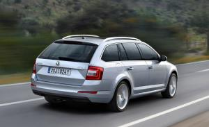 New Skoda Octavia Estate UK prices and specs announced