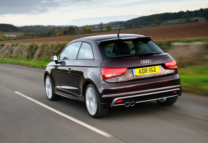 The Audi A1 1.4 TFSI with Cylinder-on-Demand technology