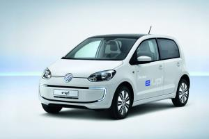 The Volkswagen e-up!