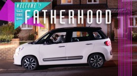 Fiat 500L - Welcome to the Fatherhood
