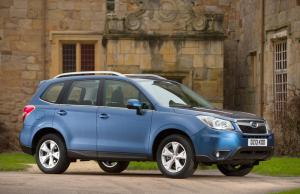 New 2013 Subaru Forester to start from £24,995