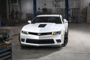 The new 2014 Chevrolet Camaro Z/28