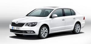 Skoda Superb facelifted for 2014 model year