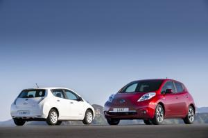 New Nissan Leaf now available, priced from £15,990 after grant, plus battery lease