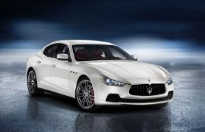 The new Maserati Ghibli debuts in China