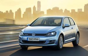 Volkswagen Golf BlueMotion available to order today, priced from £20,335