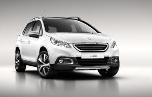New Peugeot 2008 Crossover available now from £12,995
