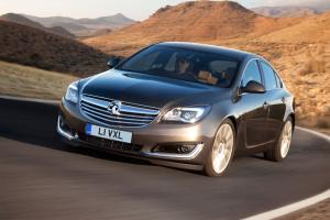 First official pictures of new Vauxhall Insignia