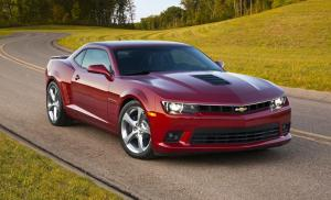2014 Chevrolet Camaro arrives November, priced from £35,320