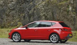 SEAT Leon FR TDI available now from £22,075