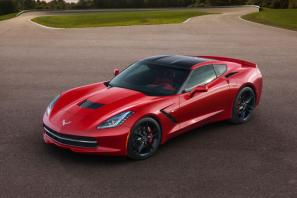2014 Corvette Stingray Coupe arrives in UK this autumn from £61,495