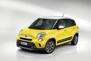 New Fiat 500L Trekking launched, priced from £17,095