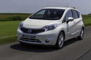 New Nissan Note available now from £11,900