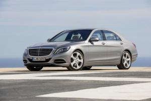 Prices announced for new Mercedes S-Class