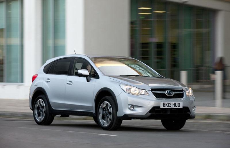 Subaru XV gets £2,300 price cut