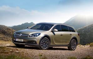 Vauxhall Insignia Country Tourer to be unveiled at Frankfurt