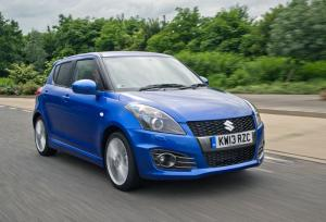 Suzuki Swift Sport now available as a five-door