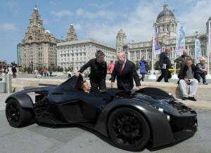 BAC Mono production moves to Liverpool