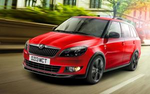 Skoda Fabia Monte Carlo TECH Estate