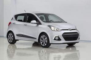 New Hyundai i10 pictures revealed