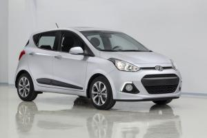 New Hyundai i10 pictures revealed
