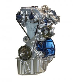 Ford Focus 1.0-litre EcoBoost engine