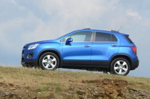 New Chevrolet Trax on sale now from £15,495