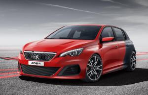 The 270hp Peugeot 308 R Concept