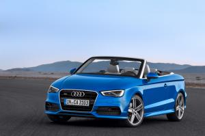 2014 Audi A3 Cabriolet available from October