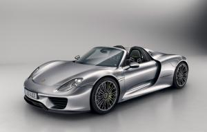 Porsche 918 Spyder officially unveiled