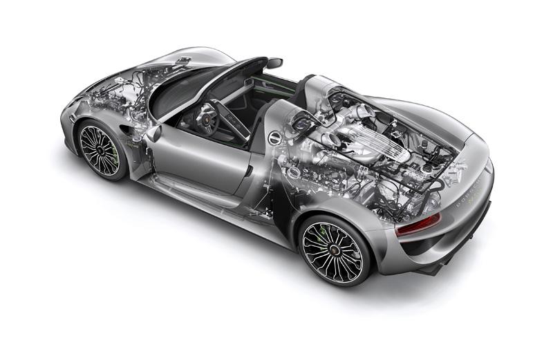 Porsche 918 Spyder Officially Unveiled Testdriven
