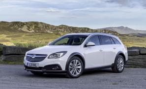Vauxhall Insignia Country Tourer priced from £25,349