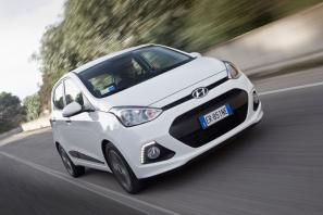 Hyundai i10 on sale January 2014 priced from £8,345