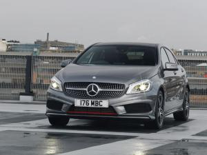 Mercedes A-Class, B-Class now with lower emissions, option of 4WD