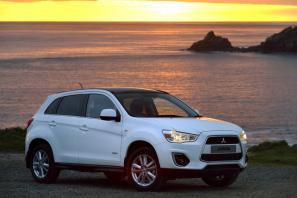 Mitsubishi ASX range realigned for 2014