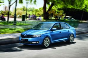 Skoda Rapid Sport and SE Connect limited editions