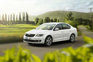Skoda Octavia GreenLine hatchback on sale now