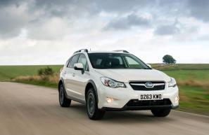 Subaru XV range revised for 2014