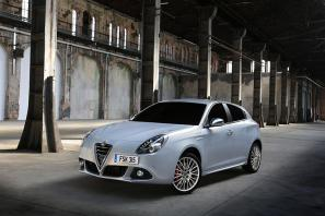 2014 Alfa Romeo Giulietta receives styling tweaks