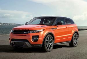 Range Rover Evoque gains Autobiography model, more power
